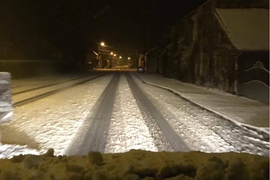 Les conditions de circulation ce matin sur les routes de l'Allier