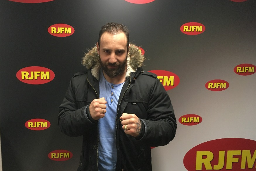 Boxe : Mickaël Vieira is back!