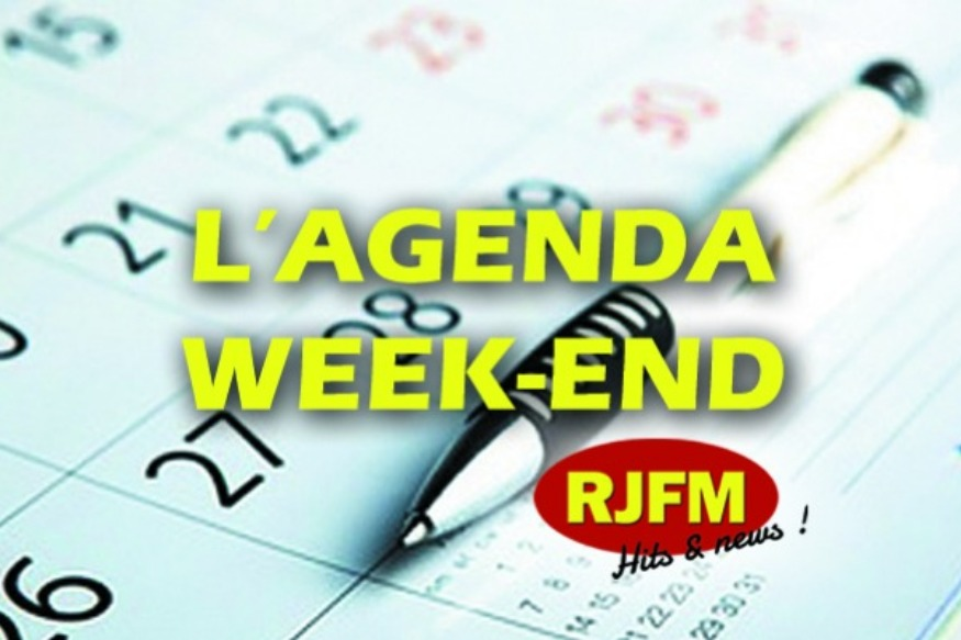 L'agenda du week-end des 8 et 9 septembre 2018